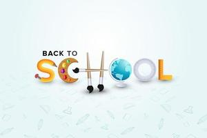 Back to School Elements Poster