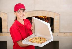 pizzería foto