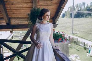 wedding sun day photo