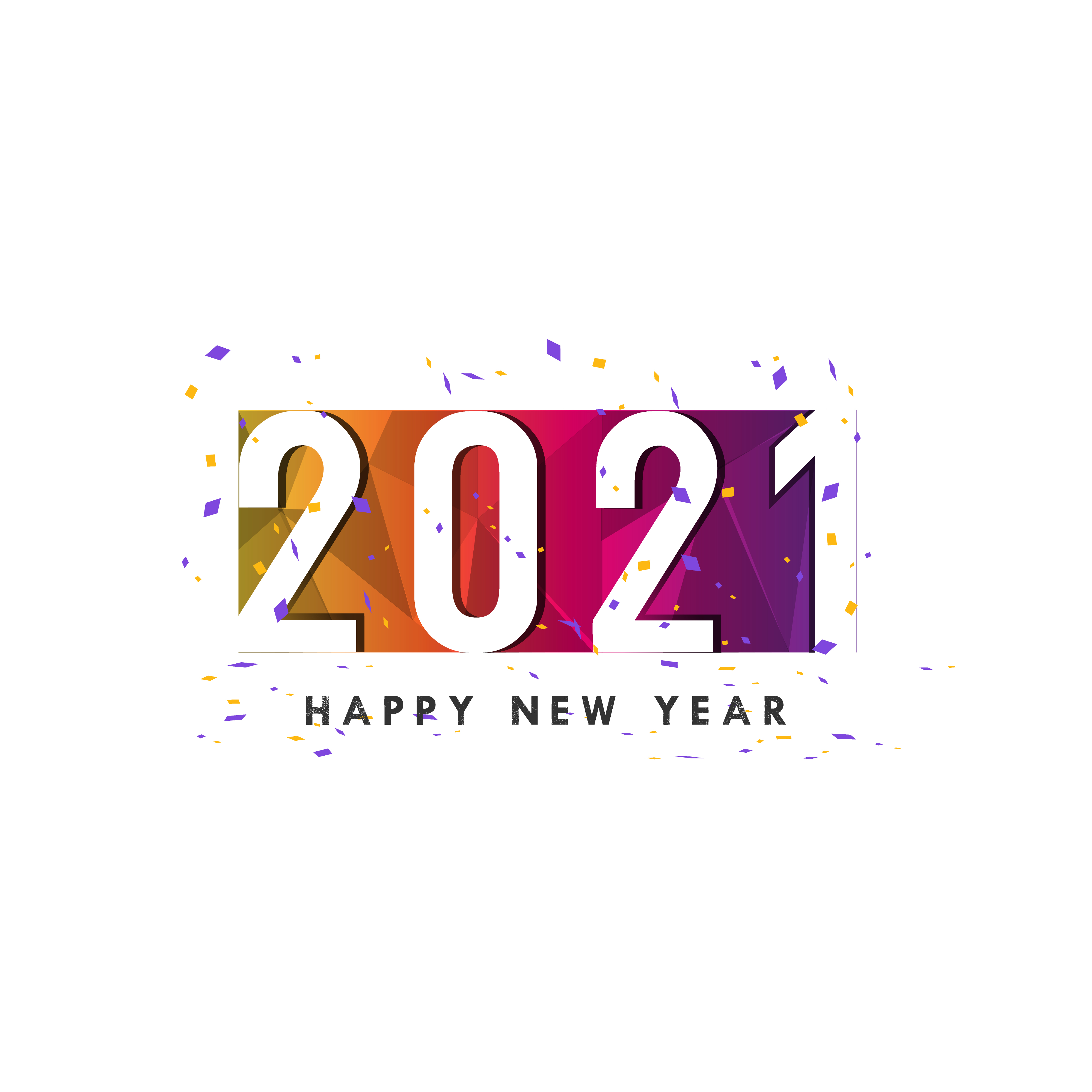 New Year 2021 Greeting Card Download Free Vectors Clipart Graphics Vector Art