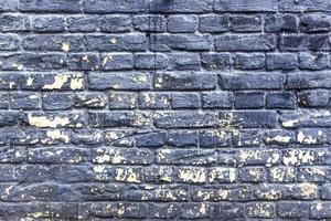 Old cracked brick wall textures