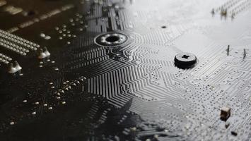 un circuit imprimé photo