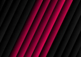 Abstract black and pink stripe pattern diagonal pattern vector