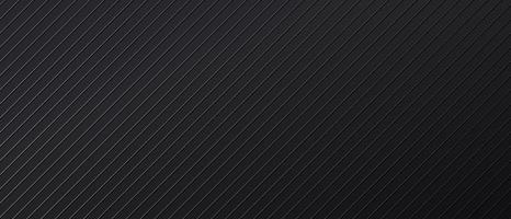 Black abstract backdrop with diagonal parallel lines