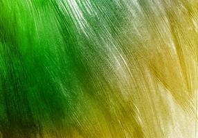 Green Watercolor Brushstroke Texture background