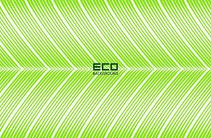 Green eco-friendly leaf style pattern
