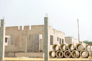 sitio de construcción vacío