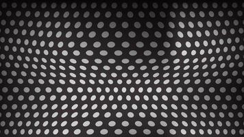 diseño de fondo de metal de ilusión vector