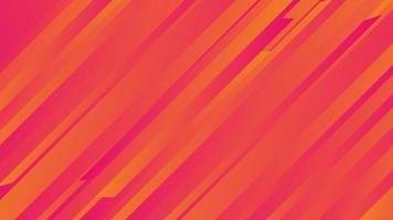 Gradiente moderno que fluye de fondo geométrico vector