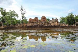 Prasat Muang Tam in Thailand photo