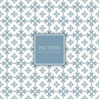 Decorative elegant seamless tile pattern vector