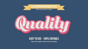 Pink and White Cursive Text vector
