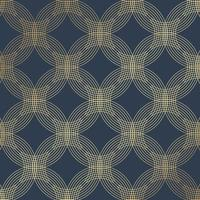 Tile wallpaper design vector