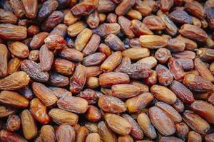 Dried organic dates