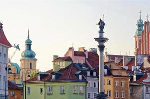 paisaje urbano de varsovia