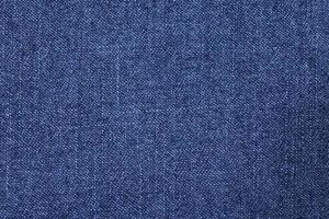 Close-up of blue denim