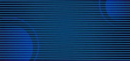 rayas azules horizontales sobre círculos