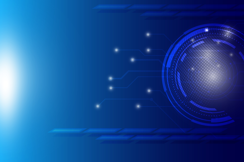 Blue High Tech Background Download Free Vectors Clipart Graphics Vector Art