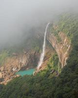 NohKaLikai Falls in India