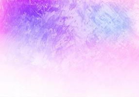 Modern light pink and purple colorful watercolor texture vector