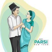 Parsi New Year celebration