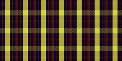 Plaid tartan checkered seamless pattern vector