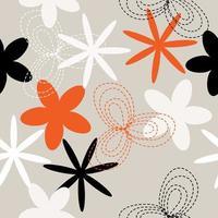 borduurwerk bloemenpatroon