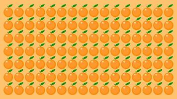 padrão de fundo laranja