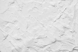 Grunge white concrete  photo