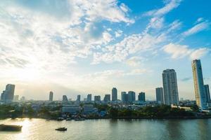 Bangkok city in Thailand