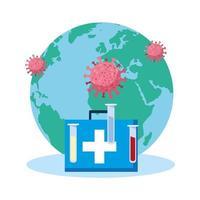 salvare il pianeta terra dalla pandemia