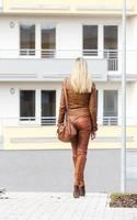 woman in the street photo