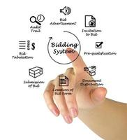 Bidding System photo