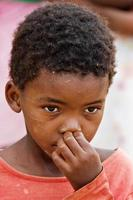 African child photo
