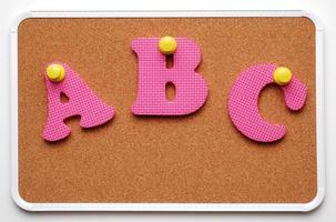 ABC Bulletin Board
