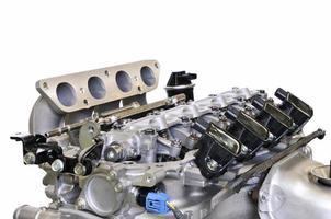 Development of automotive engine