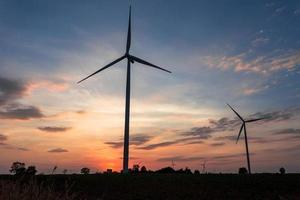 wind turbine power generator photo