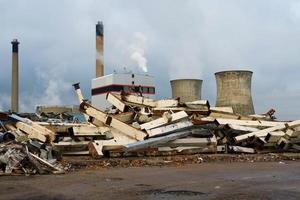 poder y demolición