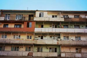 Third world country residential building photo