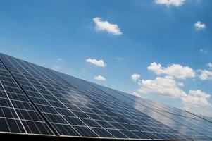 energía solar foto