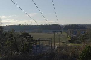energía eólica foto