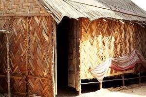cabaña de pescadores foto