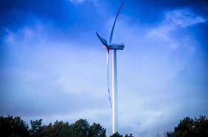 Windturbine photo