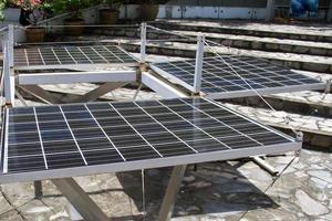 The solar panel