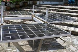 The solar panel photo