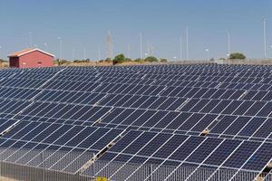 panel solar foto