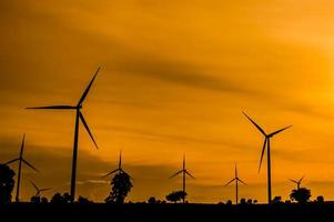 turbina eólica foto