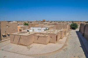 Khiva en Uzbekistán foto