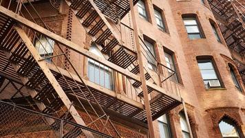 residential buildings in Boston photo