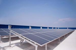 Solar cell photo